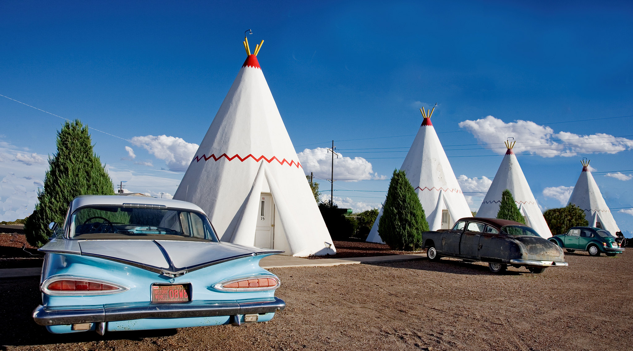 Once a heavily traveled road, Route 66 could become a thing of the past.   Bureau of Land Management photo