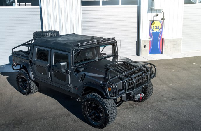 No off-road vehicle is complete without upgraded LED lightbars. | Facebook photo