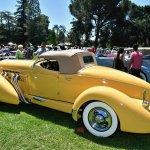 35 Auburn Supercharged #3338-Howard Koby photo