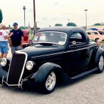 35 Ford coupe