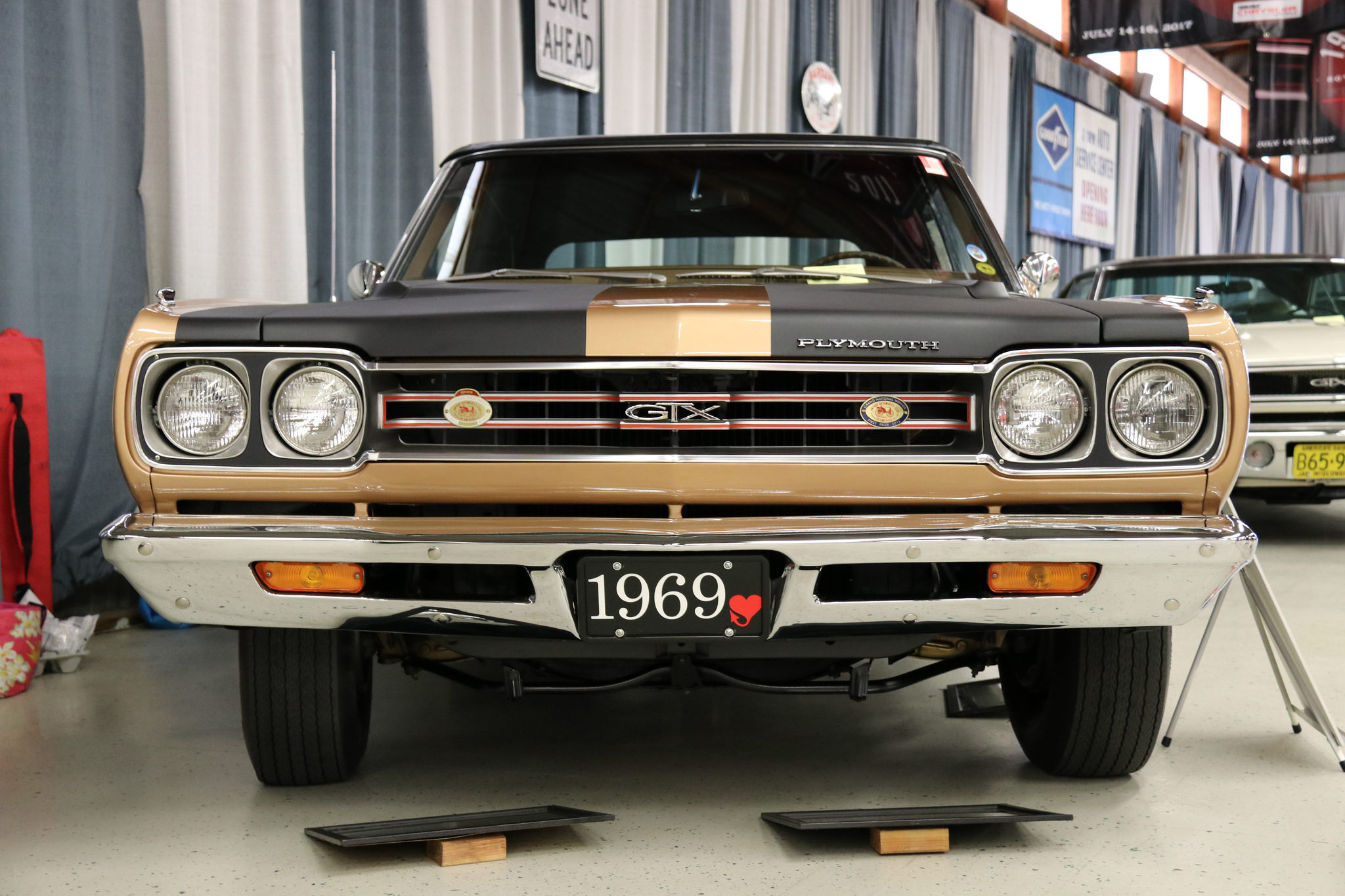 1969 Plymouth GTX coupe | Carlisle Chrysler Nationals