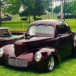 41 willys