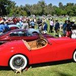 56 Jaguar XK140 #3211-Howard Koby photo
