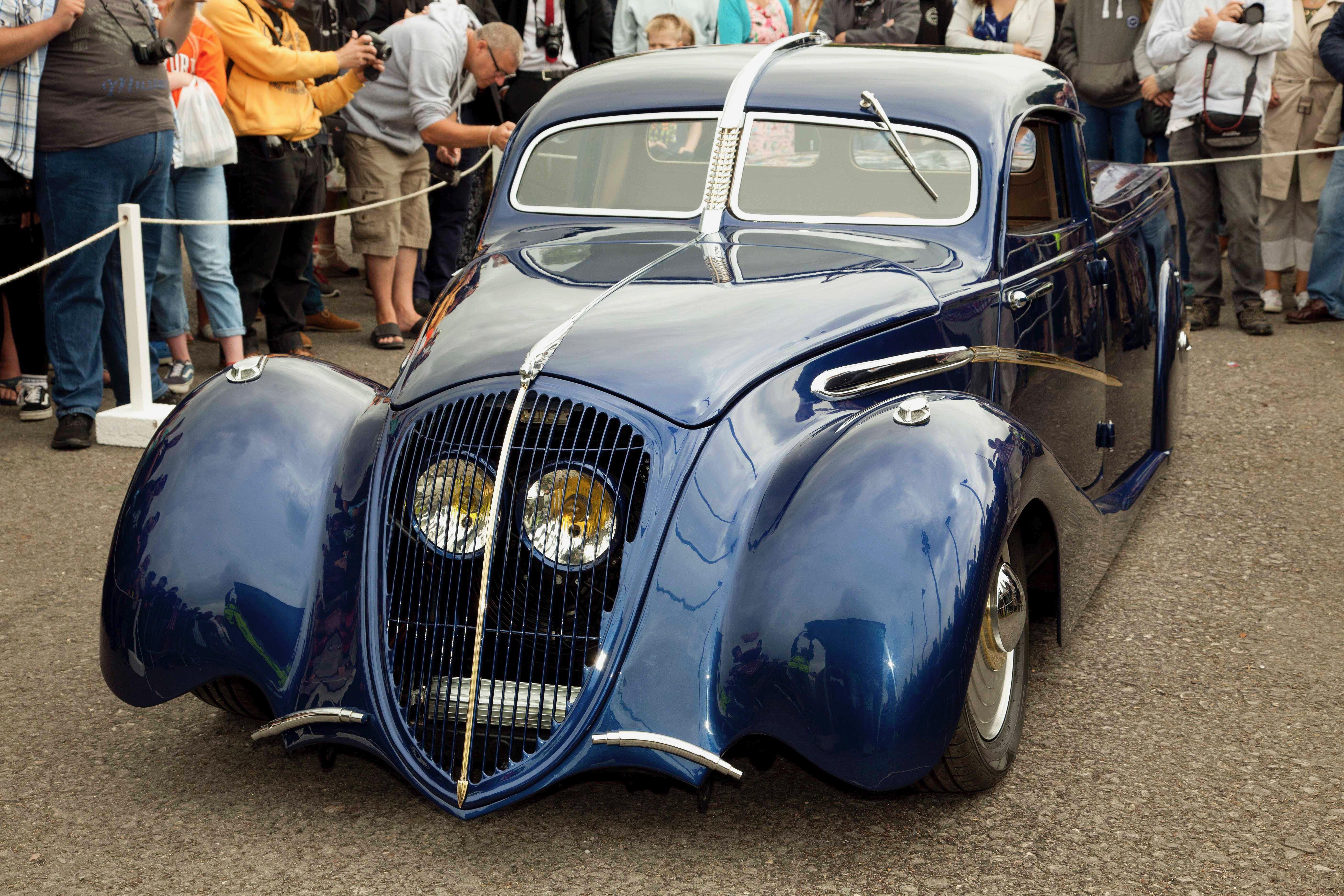 Beaulieu Features Hot Rods And Custom Cars At Summer Exhibit - Saratoga auto museum car show