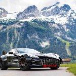 64 Aston Martin One-77 Q-Edition
