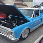 65 fast chevy pickup
