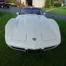 On Corvette day, the Pick has to be one