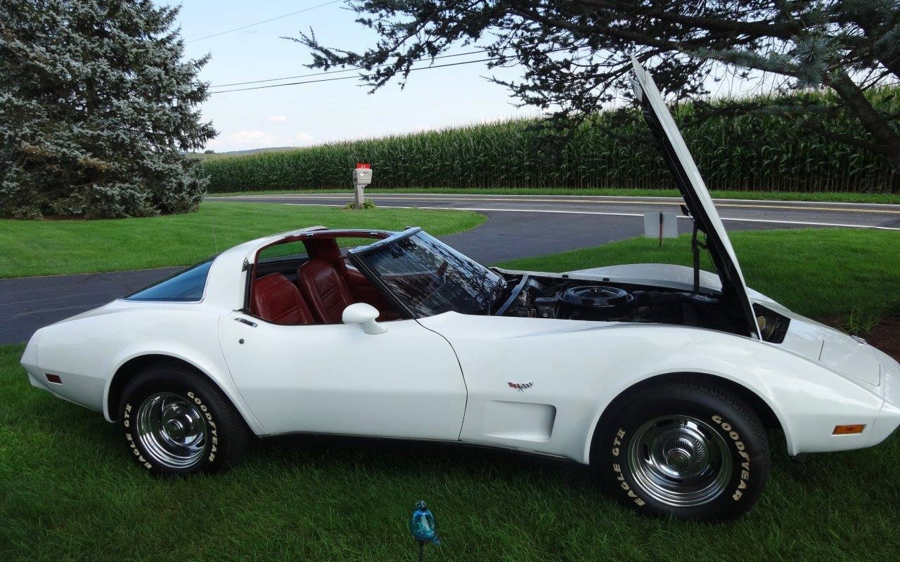 Chevrolet Corvette, On Corvette day, the Pick has to be one, ClassicCars.com Journal