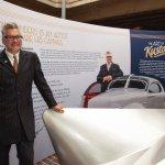 Andy Saunders in The Art of Kustom