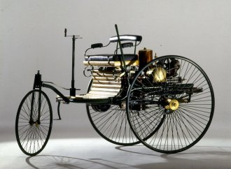 Replica of the world's first car, the Benz Patent Motorwagen, for sale