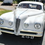 Best of Show-Post-War-47 Alfa Romeo 6C 2500SS-George Alspaugh #3618-Howard Koby photo