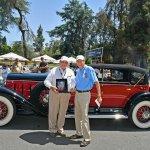 Best of Show-Pre-War-30 Cadillac V16 Murrphy Body Phaeton-John Groendyke-Aaron Weiss #3595-Howard Koby photo