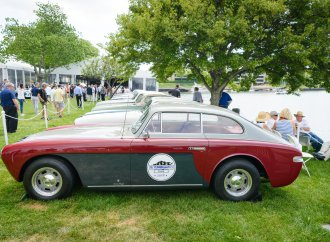 Greenwich ups its game for the 2018 Concours