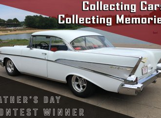 Father's Day winner: Bel Air passes from son to dad to son