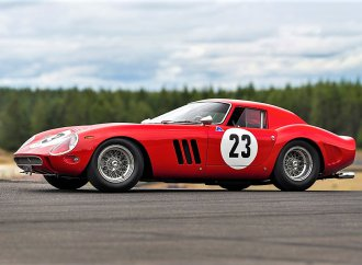 'Holy Grail' Ferrari 250 GTO set for RM Sotheby's Monterey sale