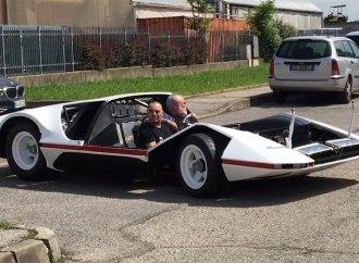 Ferrari Modulo concept drives again thanks to Glickenhaus