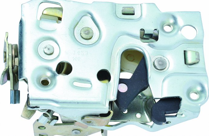 Door latches reproduced for several GM vehicles