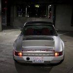A better look at the modified rear bumper. | Zsolt Kovacs photo