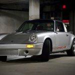 1987 Porsche 911 Carrera road trip