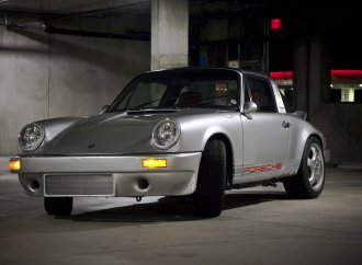 European road trip fuels long Porsche 911 Carrera rebuild