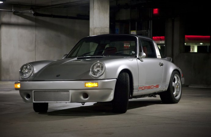 Zsolt's 1987 Porsche 911 Carrera started out as a fun vacation idea. Instead, it became a full resto-mod. | Zsolt Kovacs photo