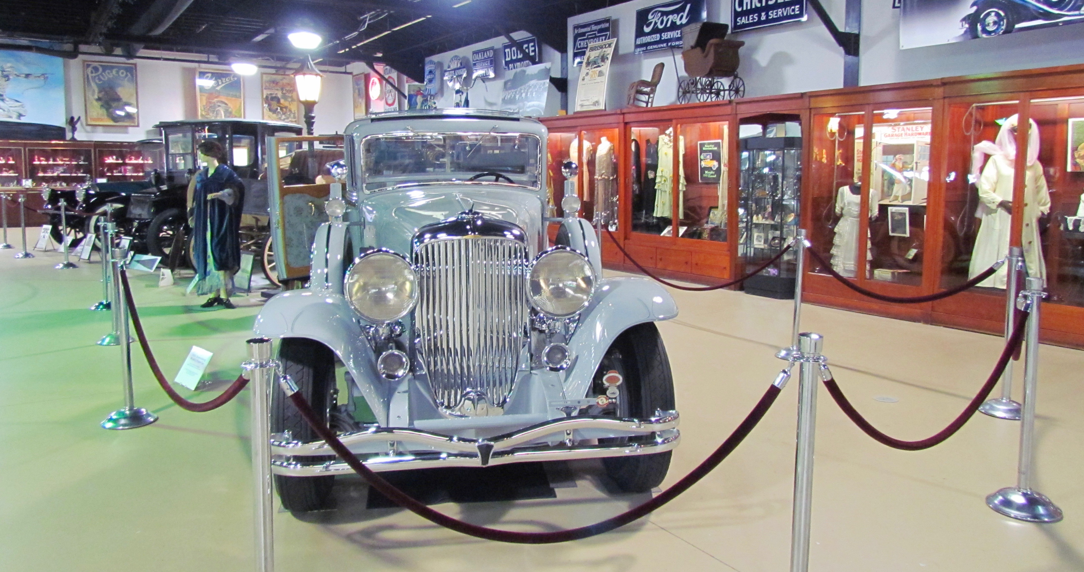 Buffalo car museum, Jim Sandoro and his museum are giving back to his hometown, ClassicCars.com Journal