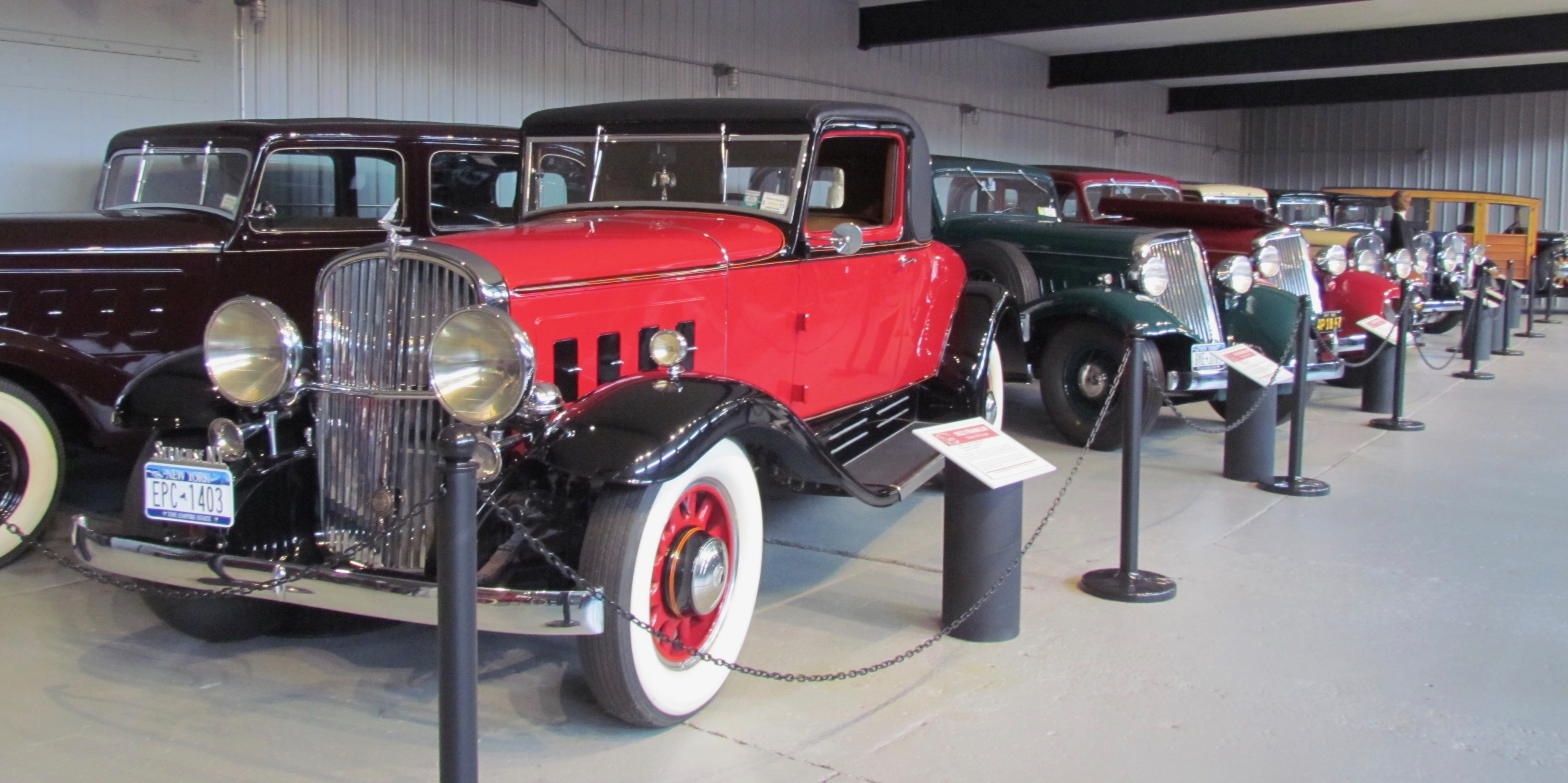 Classic car museum, Museum helps to restore a town, ClassicCars.com Journal