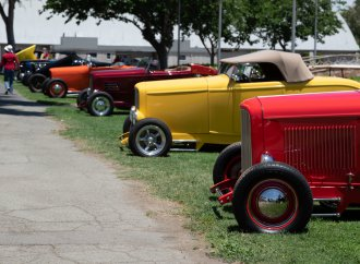 LA Roadsters celebrate their 54th show and swap meet