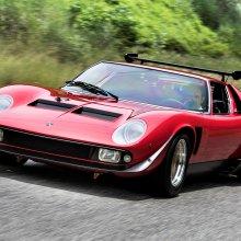 Iconic Lamborghini Miura SVR is restored by the Italian factory