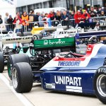 Masters Historic F1 races feature iconic GP cars from the DFV era 3
