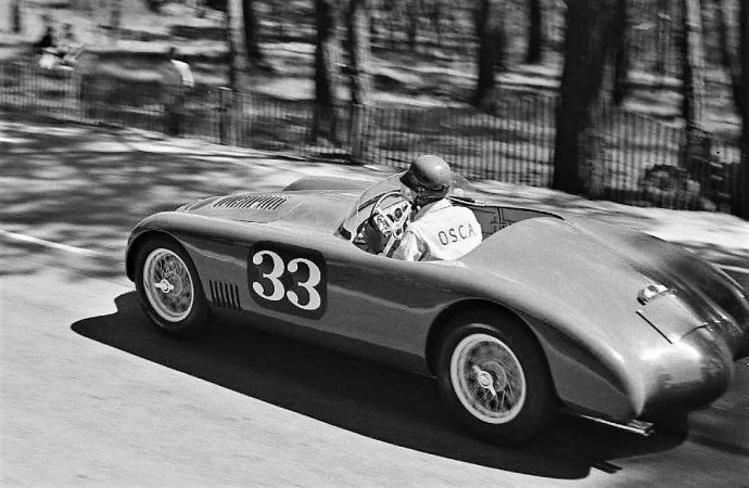 OSCA racecar class to be featured at Pebble Beach Concours