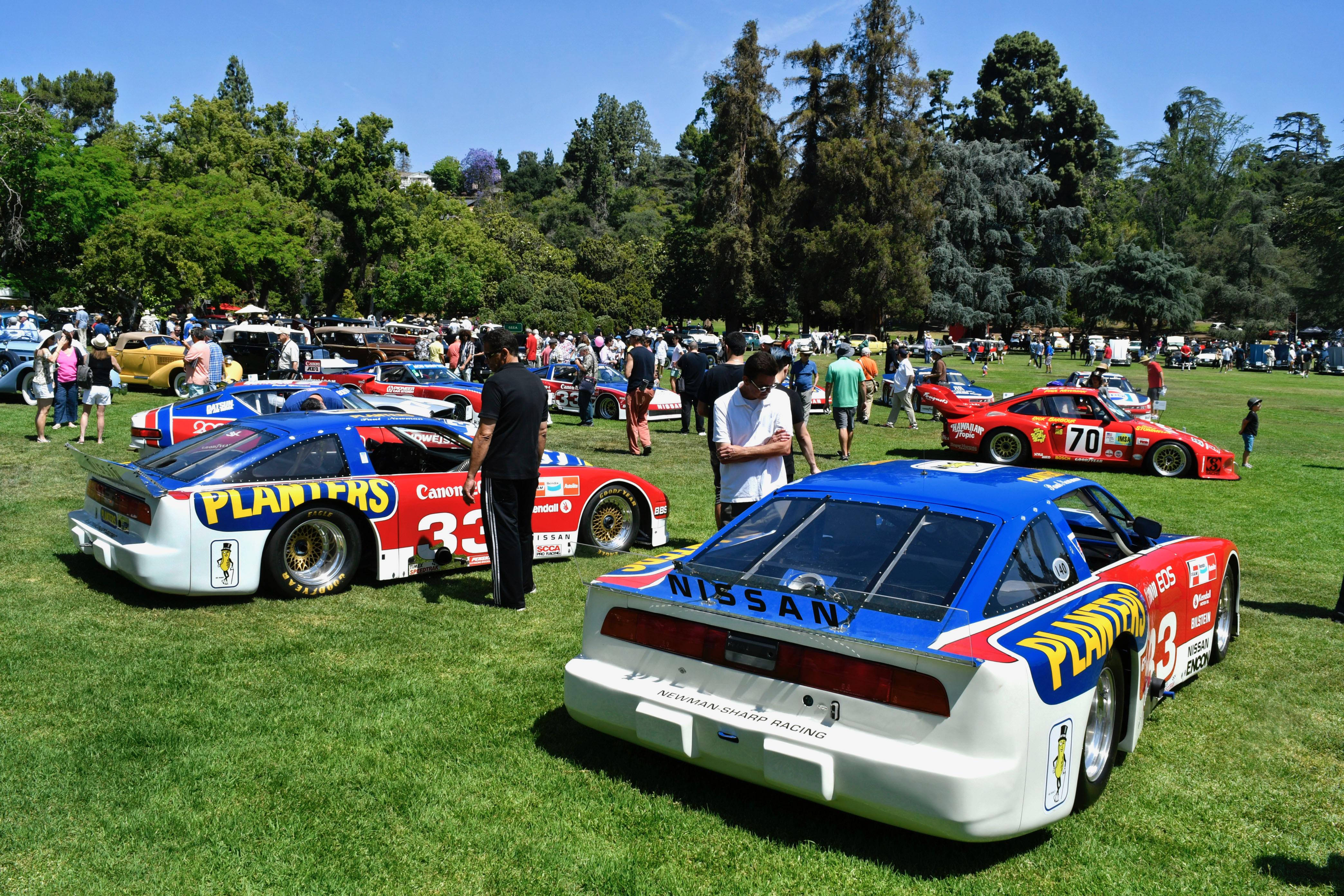 Paul Newman, Carolla collection of Paul Newman racers highlights San Marino Motor Classic, ClassicCars.com Journal