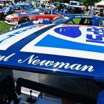 Paul Newman racing corral #3277-Howard Koby photo