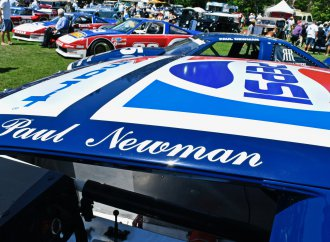 Carolla collection of Paul Newman racers highlights San Marino Motor Classic