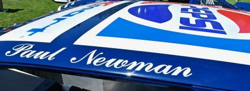 Carolla collection of Paul Newman racers highlights San Marino Motor Classic