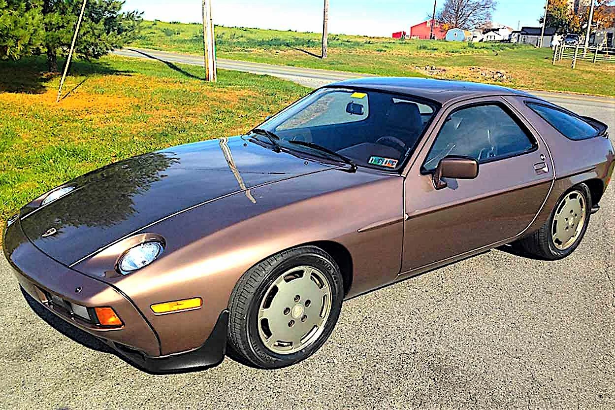The Porsche 928S was one of the finest grand touring cars of its day