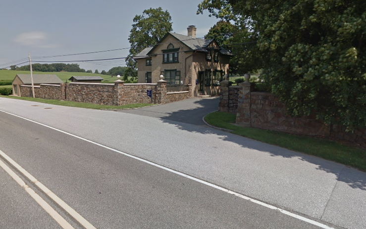 Kennett Pike in Delaware | Google Maps photo