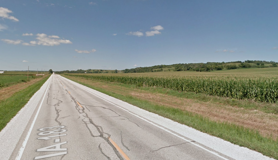 Loess Hills Trail in Iowa | Google Maps photo