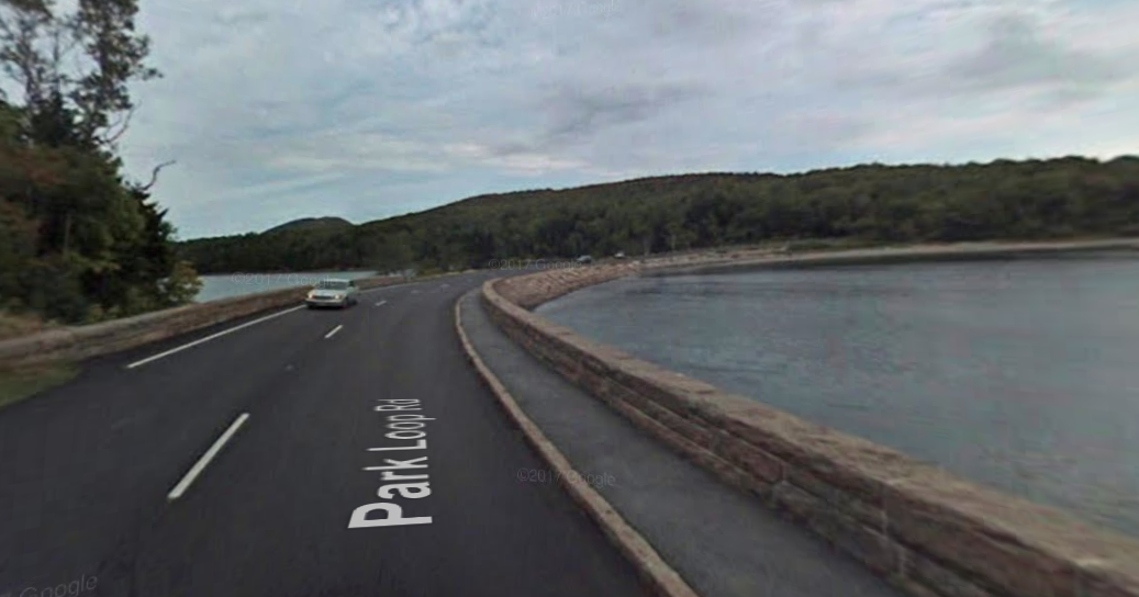 Park Loop Road in Maine | Google Maps photo