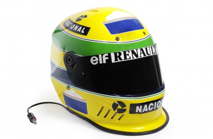 Champions' helmets on Bonhams' Goodwood docket