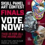 Skull Panel contest