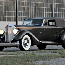 'World's best Packard' offered at RM Sotheby's Monterey sale