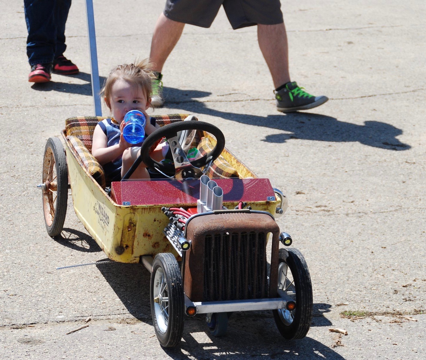 Hot Rods With Heart: Midwest Car Shows Help Hannah And