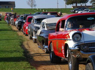 Hot rods with heart: Midwest car shows help Hannah and other children