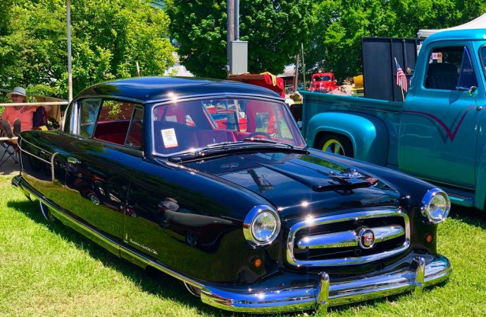 Street rod winners at Mid-America Nationals