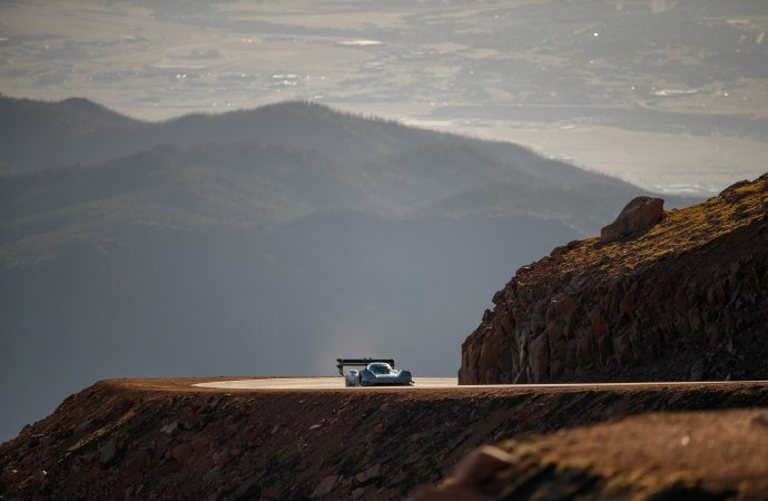 VW electrifies Pikes Peak, and provides a peek at our automotive future