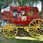 Wells Fargo Stagecoach #3081-Howard Koby photo