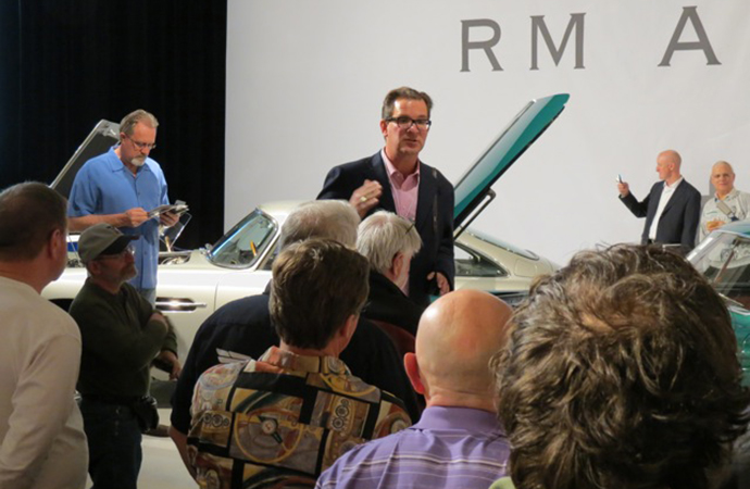 ClassicCars.com offers Bonhams, RM Sotheby's tours in Monterey