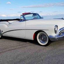 Barrett-Jackson countdown: 1953 Buick Skylark convertible