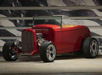 Barrett-Jackson countdown: 1932 Ford custom roadster